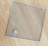 燒烤肉片板 304不銹鋼燒烤網加粗加厚烤肉網烤箱網晾曬架子電燒烤爐烤肉片板  酷動3Cigo