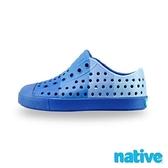【南紡購物中心】【native】大童鞋JEFFERSON小奶油頭鞋-以藍之名