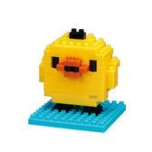 《 Nano Block迷你積木 》NBCC-035小黃雞╭★ JOYBUS玩具百貨