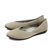 inooknit 懶人鞋 尖頭 金色 閃粉 編織 女鞋 IK-BJ2FW0102-333 no035