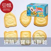 【豆嫂】韓國零食 CROWN  探險活寶牛奶餅乾(60g)*包裝隨機出貨