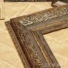 復古歐式大畫框掛牆訂製定做裱畫框油畫框拼...