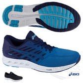 ASICS亞瑟士 男跑鞋 GEL-ROCKET 7 (藍) 超輕量鞋款【 胖媛的店 】