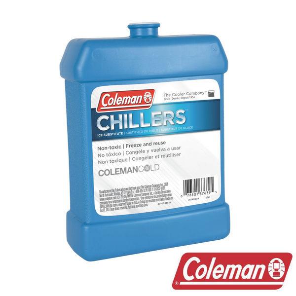 Coleman 保冷劑(大) CM-03562 |冷媒|行動冰箱|保冷袋 │露營│戶外