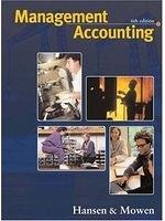 二手書博民逛書店《Management Accounting with Info