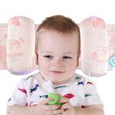 嬰兒定型枕新生兒寶寶枕頭0-1歲防偏頭蕎麥嬰兒枕頭透氣吸汗消費滿一千現折一百igo