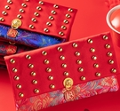 2020 春節 紅包袋 壓歲錢 創意紅包 針織紅包袋 錦緞紅包 中國風  過年【GOZ0301】