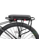自行車後坐墊後座墊單車座椅電瓶車通用配件【步行者戶外生活館】