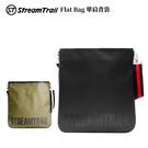 【日本 Stream Trail】Flat Bag 單肩背袋 側背袋 斜背袋 筆電袋 背包 斜肩袋 斜背包