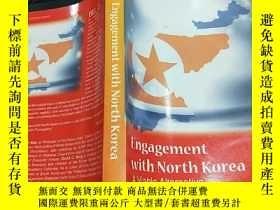 二手書博民逛書店英文原版罕見Engagement With North Kore
