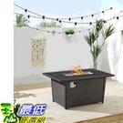 [COSCO代購] W1902301 戶外暖爐桌 Bently Fire Table