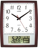LCD日期跳秒時鐘 TG0921