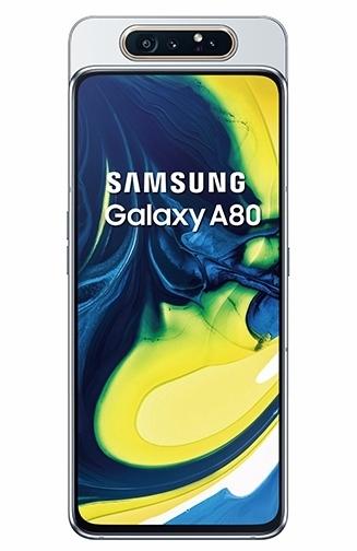 【刷卡分期】SAMSUNG Galaxy A80  6.7 吋 128GB  4G + 4G 雙卡雙待 三星首款翻轉鏡頭