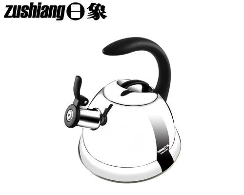 【日象】優緻不鏽鋼笛音壺(3.0L) ZONK-04-30S