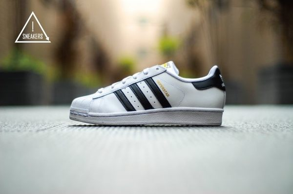 ISNEAKERS Adidas Original Superstar 經典 金標 男女鞋 C77124 C77154