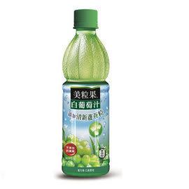 ●美粒果白葡萄汁蘆薈粒450ml(4入/組)【合迷雅好物超級商城】