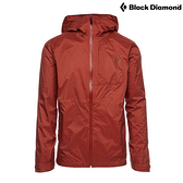 Black Diamond 男防水透氣外套 TREELINE 745008 岩紅 / BD.dry 2.5L 輕量 防風 雨衣 登山