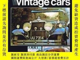 二手書博民逛書店Vintage罕見Cars: Motoring in the 1