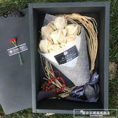 生日禮物女生閨蜜實用驚喜創意送媽媽給最好的香皂花束禮盒母親節CY『韓女王』
