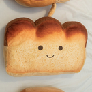 麵包家族抱枕-麵包媽媽 可愛療癒 棉床本舖