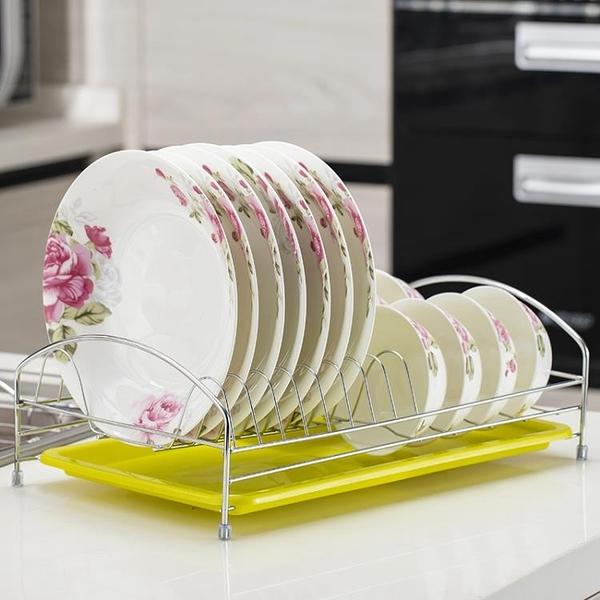 瀝水架晾放碗碟碗架廚房置物架家用放碗架碗筷收納盒餐具架儲物架wy 快速出貨