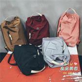 後背包 超大容量手提尼龍旅行包輕便運動健身背包男女短途旅游雙肩包 5色