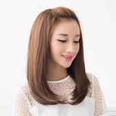長假髮(整頂)-內彎蓬鬆中長直髮女假髮6款73rr10[巴黎精品]