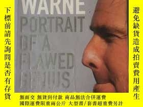 二手書博民逛書店Shane罕見Warne: Portrait of a Flaw