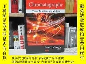 二手書博民逛書店Chromatography:罕見Types, Techniqu