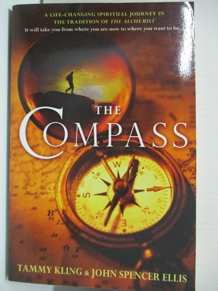 【書寶二手書T6/原文小說_B2V】The Compass_Kling, Tammy/ Ellis, John Spencer