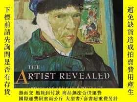 二手書博民逛書店2手英文罕見The Artist Revealed Self-Portraits 自畫像 nzc3Y22798
