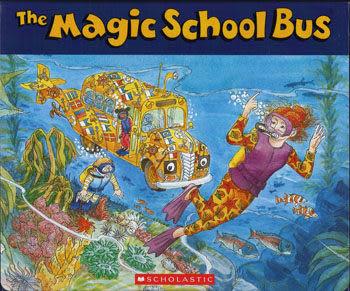 【麥克書店】THE MAGIC SCHOOL BUS /6本繪本+6CD #盒裝套書.有聲繪本
