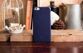 alto Apple iPhone 6 Plus / 6S Plus 真皮手機殼背蓋 Original - 海軍藍 【可客製雷雕文字,需加購】保護套