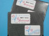 英國 鐘花複寫紙MK-104 發票用(單面藍色)  定[#110]【一大包20盒入】(一盒20張入) ~超級耐用