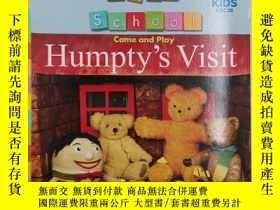 二手書博民逛書店Humpty s罕見Visit : Play SchoolY19
