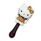 Hello Kitty 造型髮梳-黑