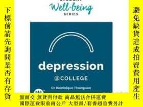 二手書博民逛書店Depression罕見at CollegeY346464 Do