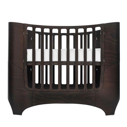 Leander 0-7嬰兒成長床含成長套件及Comfort +7 Cold Foam 床墊-胡桃木色〔衛立兒生活館〕
