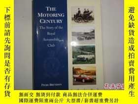 二手書博民逛書店THE罕見MOTORING CENTURY The Story