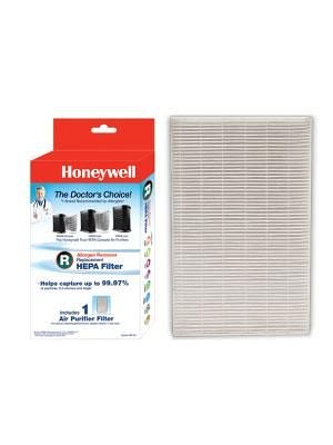 多件優惠﹝恆隆行公司貨﹞Honeywell HEPA抗敏濾網【 HRF-R1 】適用→Console系列HPA-100APTW;HPA-200APTW