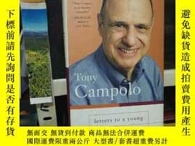 二手書博民逛書店letters罕見to a young evangelicalY24040 Tony campolo BASI