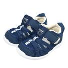 《IFME》日本機能童鞋 軍藍 IF20-130601