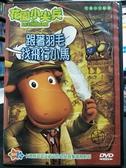 挖寶二手片-B01-094-正版DVD-動畫【花園小尖兵:跟著羽毛找飛行小馬】-國英語發音(直購價)