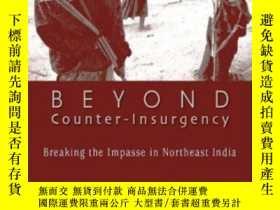 二手書博民逛書店Beyond罕見Counter-insurgency: Brea
