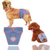 寵物生理褲安全期褲狗狗貓咪寵物生理褲用品小中大型犬【匯美優品】