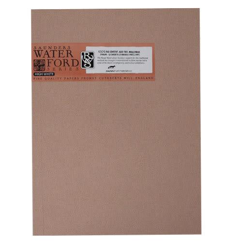 英國 山度士 超白水彩紙本 8K- 190g (膠裝本)