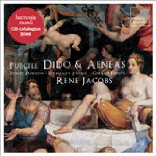 【停看聽音響唱片】【CD】普賽爾:歌劇《迪多與阿涅亞斯》
