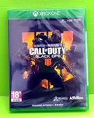 Xbox one Call of Duty: Black Ops 4 決勝時刻 黑色行動4 中文版