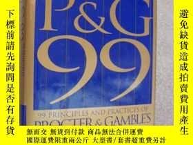 二手書博民逛書店英文原版罕見Winning with the P&G 99: 9