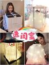 生日禮物女生實用高級感閨蜜七夕情人節禮物送女友婚紗模型成年禮 好樂匯